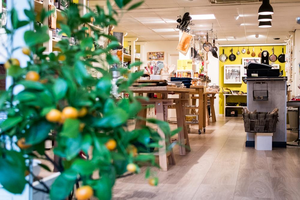 citroen & limoen kijkje in de winkel